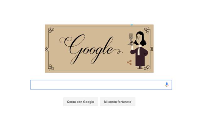 Antoni van Leeuwenhoek, un Google Doodle per celebrare l'inventore del microscopio