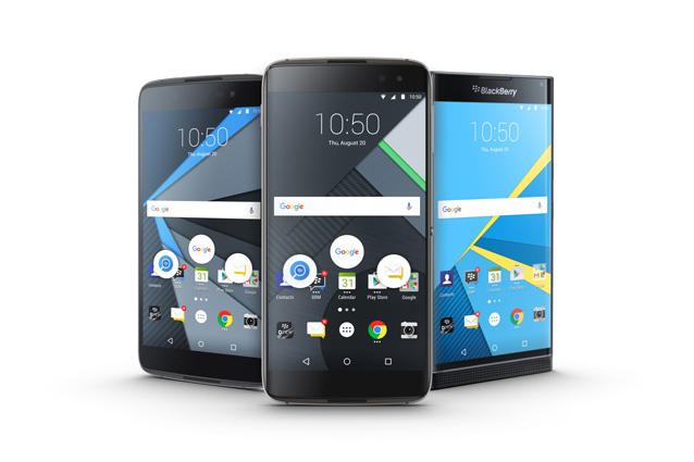 BlackBerry DTEK60, presentato il nuovo smartphone Android: le caratteristiche tecniche