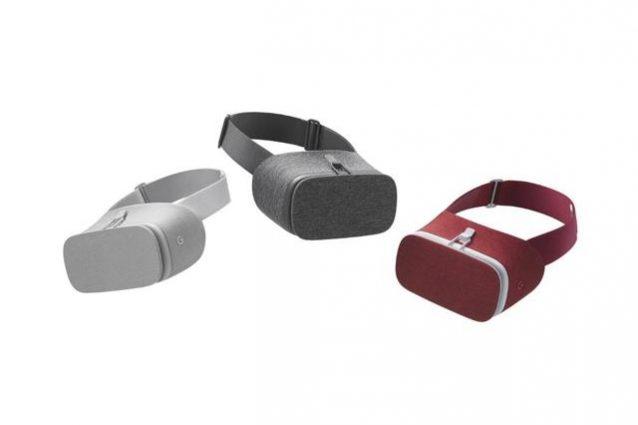 Daydream View, il visore per la realtà virtuale di Google