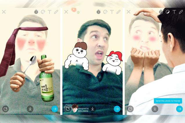 Facebok ha tentato di acquisire Snow, il clone di Snapchat