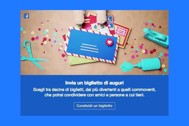 Biglietti Di Auguri Da Condividere Su Facebook Powermall