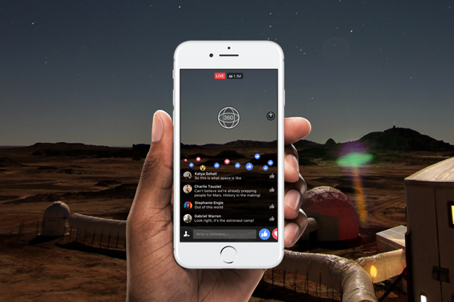 Facebook Live 360 disponibile per tutti