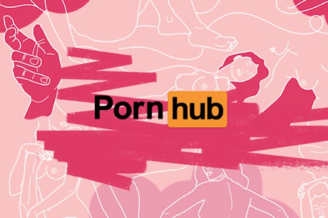 Pornhub lancia un libro da colorare (rigorosamente per adulti)