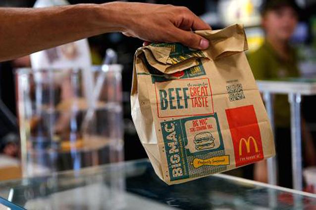 McDonald's si allea con Uber per portare il fast food a domicilio