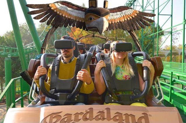 Le montagne russe in realtà virtuale saranno realtà in Italia: ecco dove
