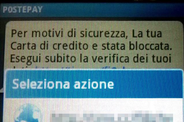 """""""Carta di credito bloccata"""", attenzione alla nuova truffa Postepay"""
