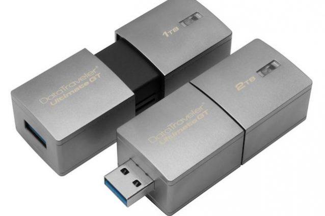 Ecco la chiavetta USB più capiente del mondo: 2 terabyte di spazio