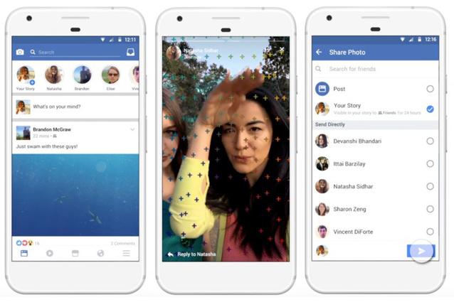 Facebook Stories disponibile anche in Italia: ecco come funziona la novità
