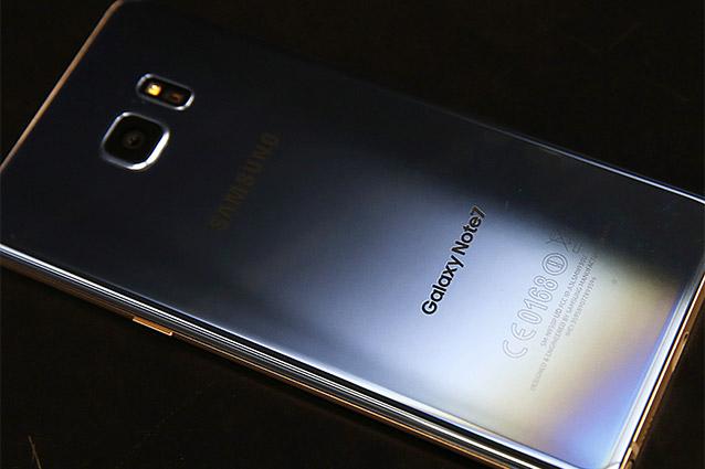 Samsung Galaxy Note Fan Edition da 610 dollari