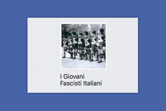L'apologia del fascismo è reato, ma non su Facebook: ecco perché