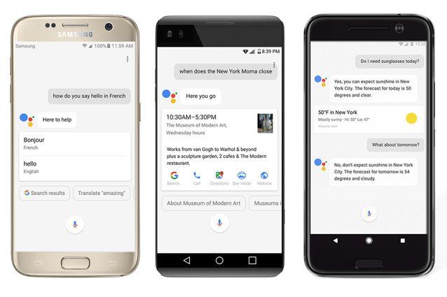 Google Assistant sarà disponibile su tutti gli smartphone con Android 6.0 e 7.0