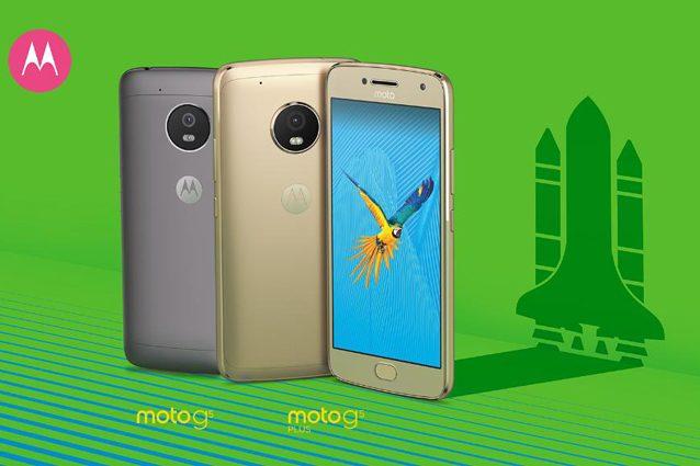 Moto G5 e G5 Plus: le caratteristiche tecniche, la data di uscita ed il prezzo in Italia