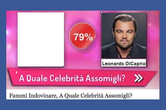 """""""A quale celebrità assomigli?"""", attenzione al quiz su Facebook: è una truffa"""