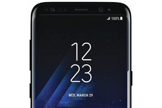 Galaxy S8, svelata la prima immagine ufficiale del nuovo smartphone Samsung