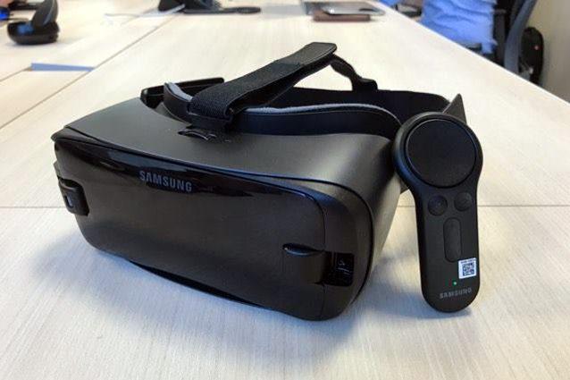Gear VR, presentato il nuovo visore per la realtà virtuale di Samsung