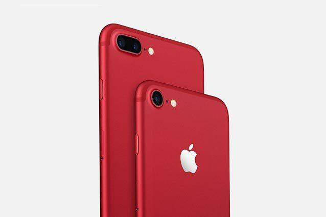 L'iPhone rosso vuole combattere l'AIDS, ma non in Cina