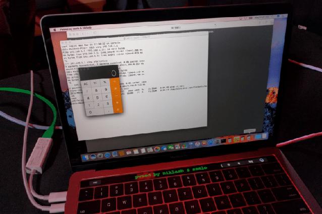 Apple, una coppia di hacker è riuscita a violare la Touch Bar dei nuovi MacBook Pro