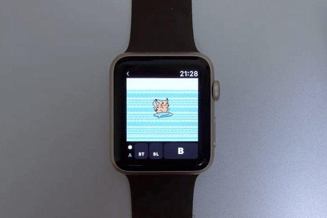 Ecco l'emulatore per giocare al Game Boy su Apple Watch