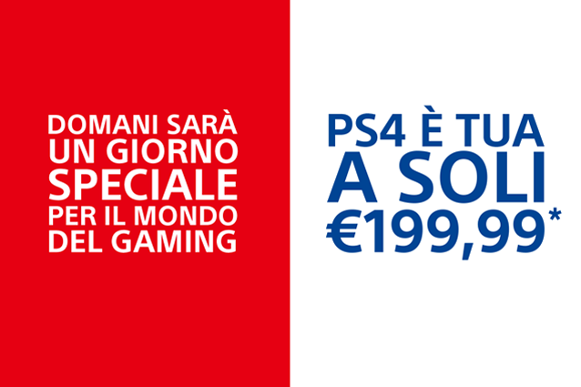 Sony sfida Nintendo Switch: PlayStation 4 scontata a 199 euro
