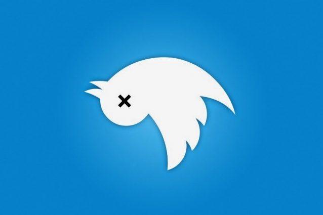 twitter morte fallimento