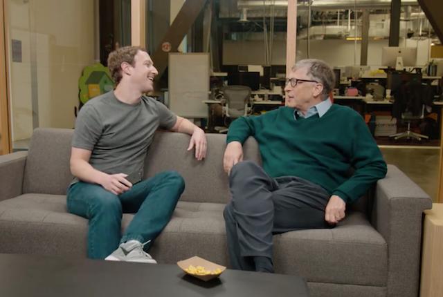 Da Zuckerberg a Gates: 5 imprenditori della Silicon Valley senza laurea