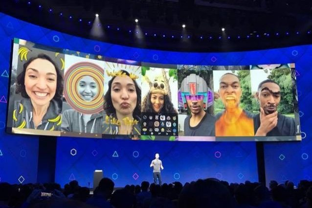 """Facebook F8, Zuckerberg punta tutto sulla realtà aumentata: """"Inizia la nostra fase due"""""""