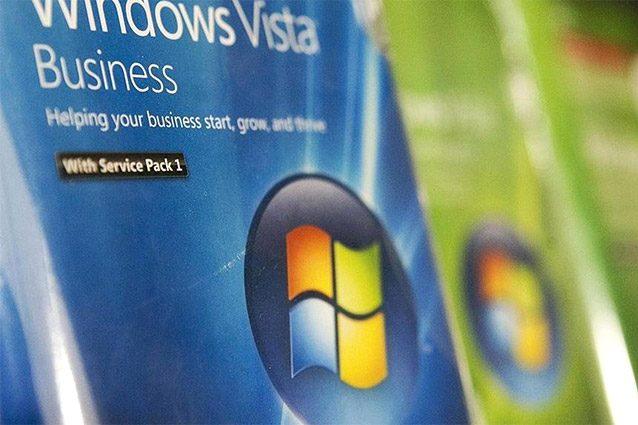 Windows Vista, stop agli aggiornamenti