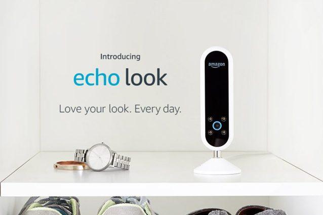 Echo Look, l'assistente vocale per gli amanti della moda
