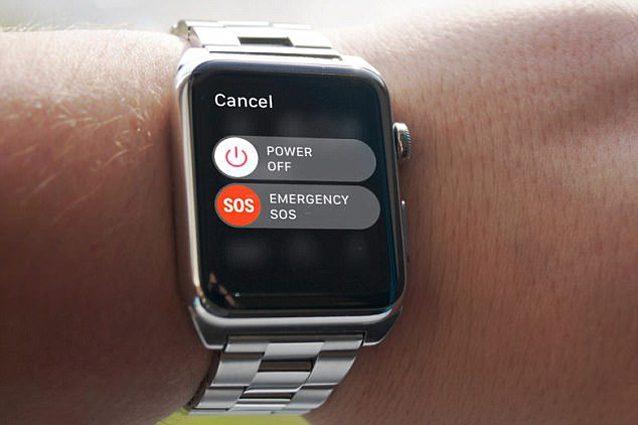 Troppe chiamate d'emergenza partite per errore dai possessori di Apple Watch