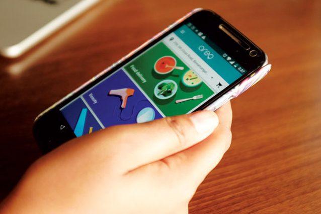 Google Areo, la nuova app per ordinare cibo (e servizi) a domicilio