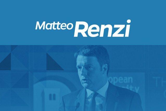 "Matteo Renzi lancia la sua app: ""Basta bufale e fake news"""