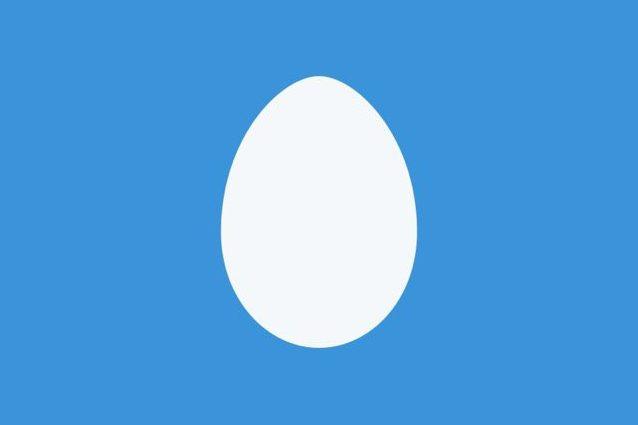 Twitter abbandona l'avatar a forma di uovo: ecco la nuova immagine del profilo