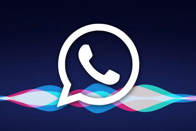 Da oggi Siri ti legge i messaggi che ricevi su WhatsApp