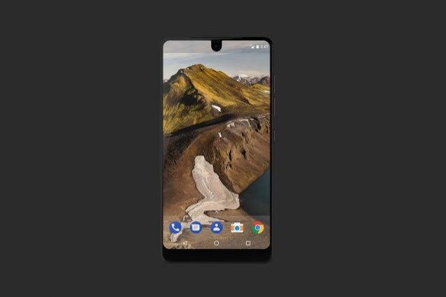 Essential Phone, lo smartphone modulare e senza bordi del creatore di Android