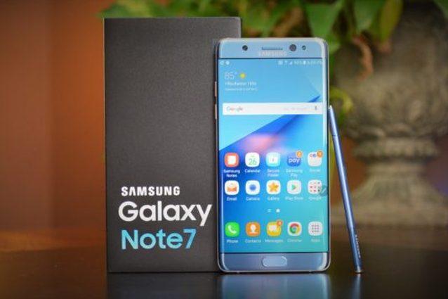 Samsung venderà i Galaxy Note 7R ricondizionati: ecco quando