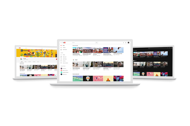 Una nuova interfaccia in Material Design — YouTube