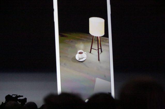 Apple si lancia nella realtà aumentata con ARKit