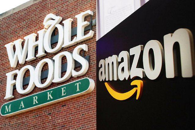 Amazon acquisisce la catena di supermercati Whole Foods Market per 13,7 miliardi di dollari