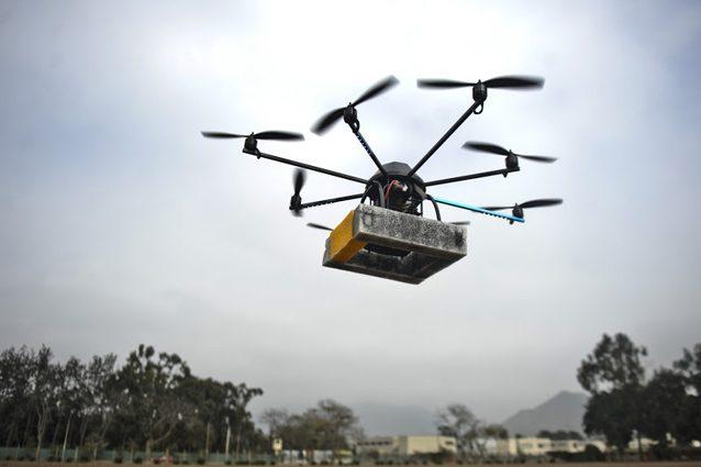 Droni utilizzati per contrabbandare droga e pornografia dentro le prigioni: l'allarme dagli USA