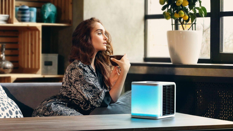 Evapolar, il condizionatore per rinfrescare (solo) la tua scrivania