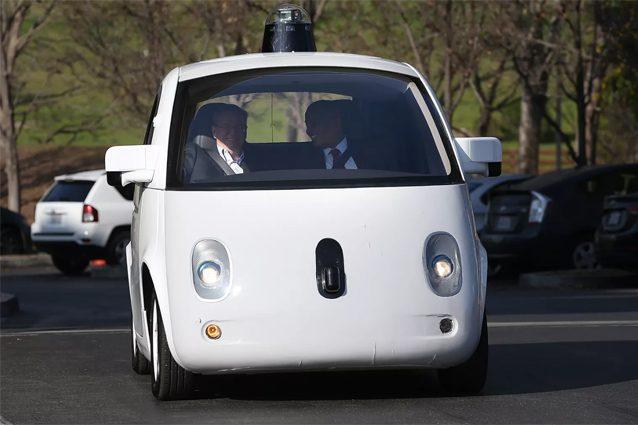 Google ritira Firefly, le simpatiche auto che si guidano da sole