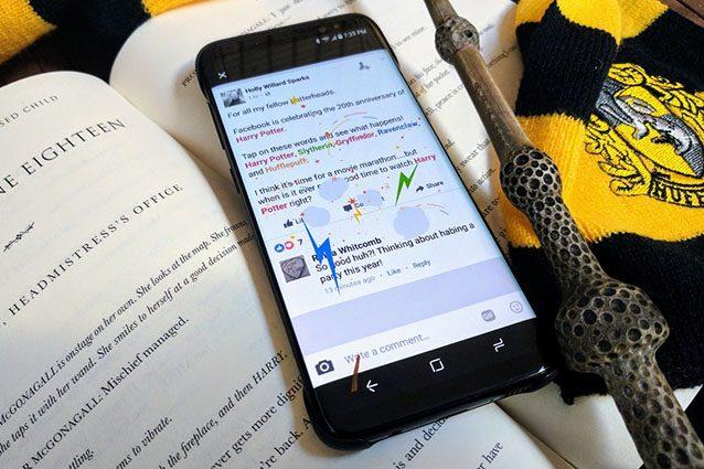 Perché tutti scrivono Harry Potter su Facebook?