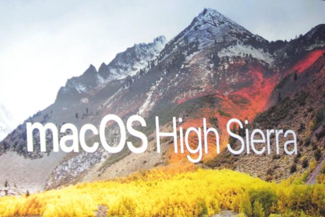 Il prossimo aggiornamento di macOS si chiamerà High Sierra