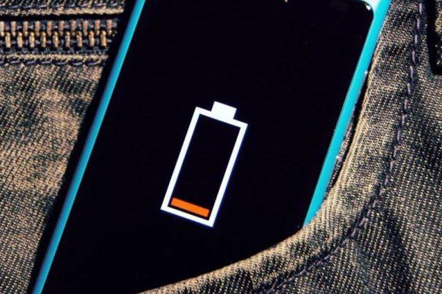In futuro gli smartphone andranno caricati solo 4 volte all'anno