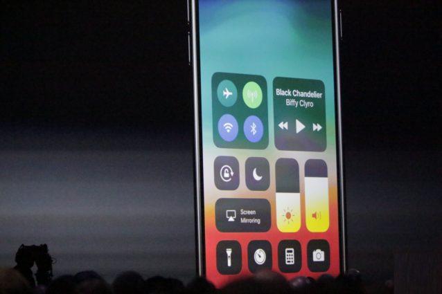 I nuovi Control Center e Lockscreen di iOS 11