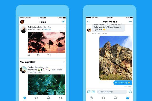 Twitter rivoluziona il look: ecco la nuova versione del social network