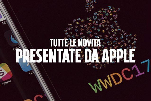 WWDC 2017: iOS 11, HomePod e tutte le novità annunciate da Apple