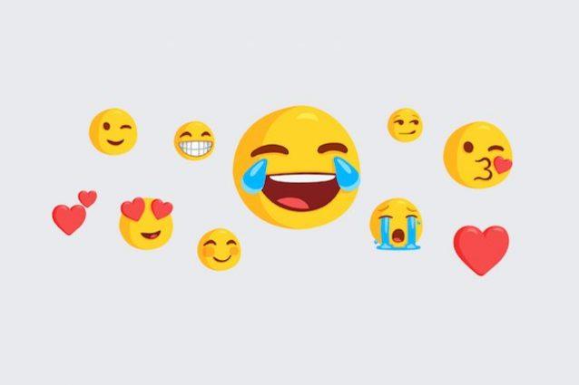 Questa è l'emoji più utilizzata su Facebook in Italia