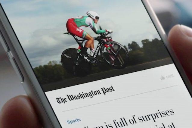Facebook inizierà a testare le notizie a pagamento da ottobre