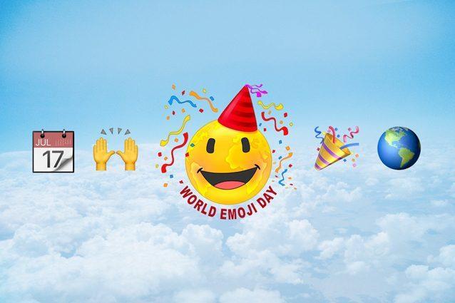World Emoji Day, oggi è la Giornata mondiale delle Emoji